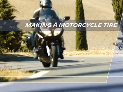MOTORCYCLE TIRE MANUFACTURING